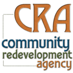 Community Redevelopment Agency (CRA) logo